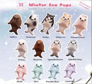 +Half-Deer+ Winter Sea Pups - Moomoo