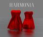 *** Harmonia Red Mary Dolly Dress -  Maitreya
