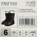 Mp   combat boots   noir