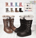 Youth Combat Boots - Fatpack