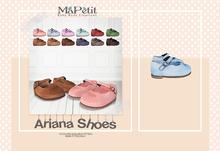Ariana Shoes - Meringue