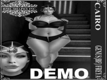 *DEMO* RML BENTO SHAPE: CAIRO (GENUS/FREYA)
