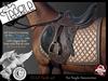 (*.*) ELLE tack set Hanoverian WH v2  - wear to unpack