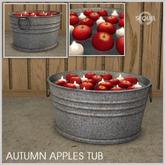 Sequel - Autumn Apples Tub (Add)