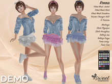 Sweet Temptations :: Ronna Outfit Demo