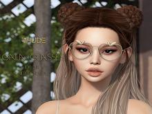 [RHUDE] Gala Glasses Fatpack