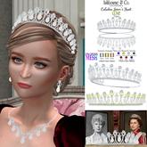 Ashbourne & Co. Caledon Lover's Knot LUXE Tiara