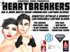 *Carnival Punk* Heartbreaker UNISEX Gloves for Slink (M&F) Vista Bento (F), Aesthetic, Signature Gianni, & Maitreya