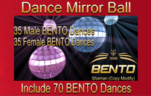 Dance Ball Solo 70 BENTO Dances