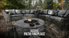 BackBone Patio Fireplace