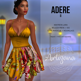 Artizana - Adere II - Sundress