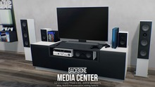 BackBone Media Center