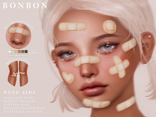 bonbon - band aids (unrigged)