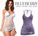 Blueberry - Noelia - Knotted Dress - {Extra 6}