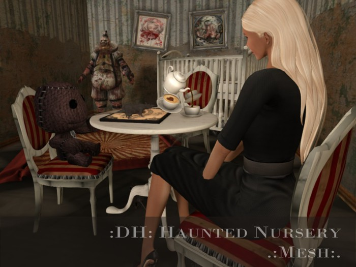 :DH: Haunted Nursery (MESH)