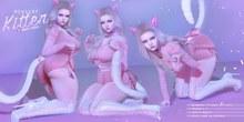 #Mewsery - Kitten [Bento] Pose Set