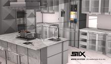 6. Modern Lux Kitchen (PG)