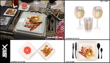 SIIX// Breakfast Set
