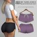 Bumblebee - Gina Shorts - Violet