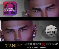 [Urbanix]  Stanley Eyebrows CATWA/Omega