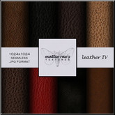 Leather Four Textures