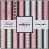 Alice Pink Textures