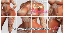 [Suicidal Thots] Divine Feminine Tattoo