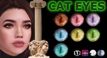 JANUS:. Cat Eyes Mega pack