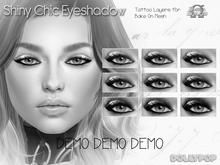 ~Dollypop~ Shiny Chic Eyeshadow - Omega & BOM Freebie & Demo