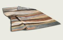 ValArt modern rug nature brown