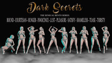 Dark Secrets - The Sensual Bento Series - 10 pose pack (ADD)