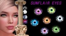 JANUS:. SUNFLAIR. eyes appliers  Mega pack
