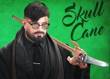 UC - Hud Delivery - Skull Cane
