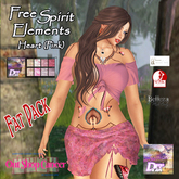 DFF FreeSpirit Out Shop  Fatpack Heart