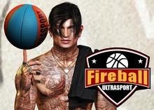 UC - Fireball Basketball- male