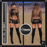 [RnR] Swag EZ Rider 2 Country Outfit for Maitreya!