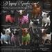 9. *HEXtraordinary* Pygmy Goat Wanderer - Brown Pinto
