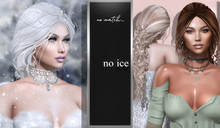 no.match_ ~ NO_ICE ~ Pack of BLACKS