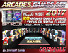 = Arcades Games Set 2017 = (COPY) [BOX]