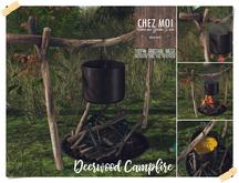 Deerwood Campfire ♥ CHEZ MOI
