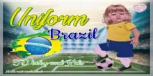 {D:D} uniform brazil