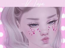 !hn! // stars recolorable blush