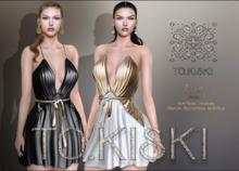 TO.KISKI - Ella Dress _ FatPack (Add)
