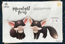 MishMish - Moonlight Fox Companion [Boxed]