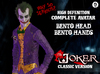 :: UCM :: The Joker Avatar - Bento (Classic Version)