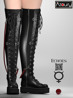 AZOURY - Echoes Boots