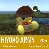 HIYOKO ARMY 1.1