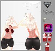 .*AB*. Smexy Outfit - Red