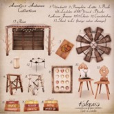 Kalopsia - 8 - Aurelia's Wood Blocks - Turkey