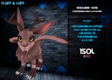 F&L - Rosalyders  - [TJR] Bunnybean Mod  - Rose